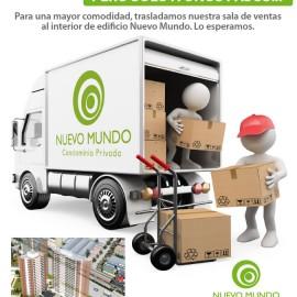 Mailing Edificio Nuevo Mundo