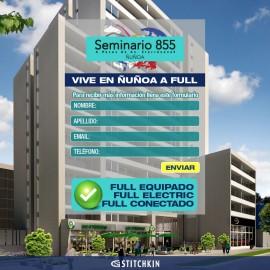 Edificio Seminario 855